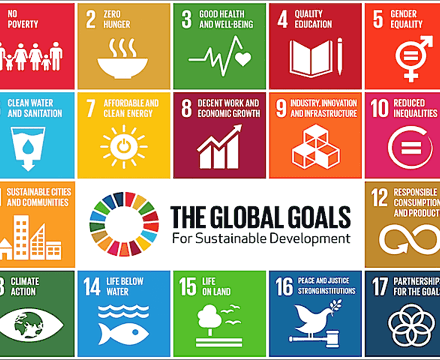 Sustainable development goals global goals 2030